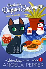 Death of a Dapper Snowman (Stormy Day Mystery Book 1) Kindle Edition