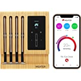 MEATER Block Premium Wireless Smart Meat Thermometer for The Oven Grill Kitchen BBQ Smoker Rotisserie with Bluetooth and WiFi