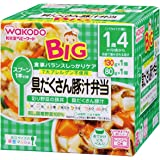 BIGサイズの栄養マルシェ 具だくさん豚汁弁当×3個