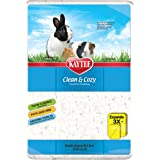 Kaytee Clean & Cozy White Small Animal Bedding, 85L (size may vary)