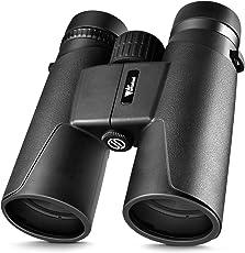 Amzdeal 双眼鏡 12X42 望遠鏡 12倍 42口径 超広角 超高清 コンサート 花火大会 スポーツ観戦用 旅行観光 野鳥観察 野球観戦用 ドームに最適