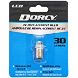 Dorcy 41-1643 30 lm 3V LED Replacement Bulb