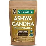 Organic Ashwagandha Root Powder | 8oz Resealable Kraft Bag | 100% Raw from India | by FGO