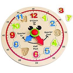知育時計・時計のおもちゃ