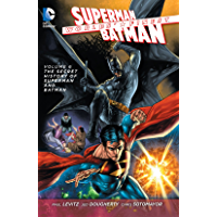 Worlds' Finest (2012-2015) Vol. 6: The Secret History of Sup…