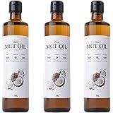 (3本セット)MCTオイル 360g ココナッツ由来100%