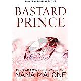 Bastard Prince (Winston Isles Royals Book 4) (English Edition)