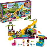LEGO Friends Andrea's Pool Party 41374 Building Kit, Doll Toy for Boys and Girls 6+ Year Old Boys and Girls, 2019