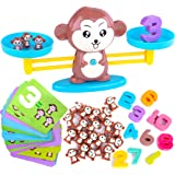 CoolToys Monkey Balance Cool Math Game for Girls & Boys   Fun, Educational Children's Gift & Kids Toy STEM Learning Ages 3+ (