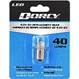 Dorcy 41-1644 40 lm 4.5V - 6V LED Replacement Bulb