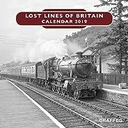 Lost Lines of Britain 2019 Calendar