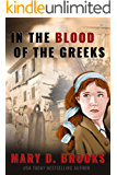 In The Blood Of The Greeks (Intertwined Souls Series: Eva and Zoe Book 1) (English Edition)