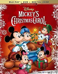Mickey's Christmas Carol [Blu-ray]