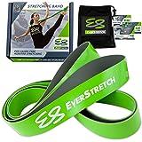 バレエストレッチバンドby EverStretch :プレミアムストレッチ機器のダンサー、Ballerinas応援、体操、ピラティス&ヨガ。ダンスストレッチャーの優れたハンズフリー柔軟性トレーニング