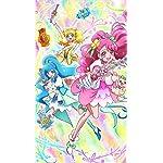 プリキュア iPhoneSE/5s/5c/5(640×1136)壁紙 キュアグレース,キュアフォンテーヌ,キュアスパークル