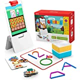 Osmo - Little Genius Starter Kit for Fire Tablet + Early Math Adventure - 6 Hands-On Learning Games - Ages 3-5 - Counting, Sh