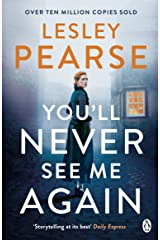 You'll Never See Me Again Kindle Edition
