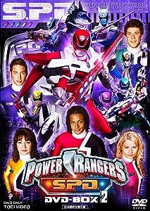 POWER RANGERS S.P.D. DVD-BOX 2<完>
