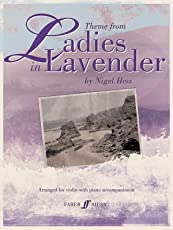 Theme from Ladies in Lavender: Violin with Piano Accompaniment (Faber Edition)