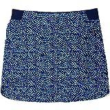 Cypress Club Women's Skort Built-in Shorts Tummy Smoothing