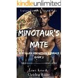 Minotaur's Mate, Scifi Alien Abduction Romance: Fractured Fairytales & Mangled Myths