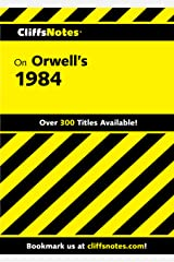 CliffsNotes on Orwell's 1984 Kindle Edition