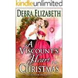 A Viscount's Heart for Christmas (Book 5, Age of Innocence)