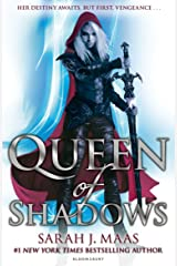 Queen of Shadows: Throne of Glass 4 Kindle Edition