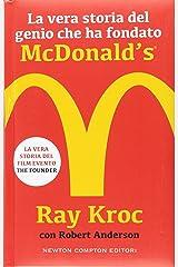 La vera storia del genio che ha fondato McDonald's® ハードカバー
