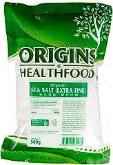 Origins Organic Sea Salt, Extra Fine, 500g