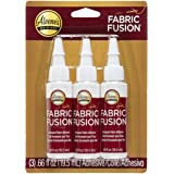 Aleene's Fabric Fusion Glue, 3-Pack