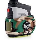 Stripebird - 2.0 Slim Golf Players Magnetic Rangefinder Wrap Mount (Form Fitting Strap) - Easily Access Range Finder Device W