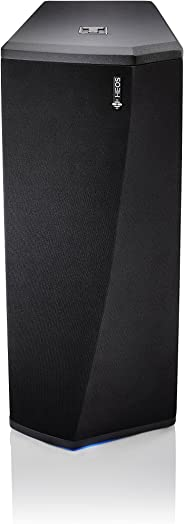 Denon HEOS Wireless Subwoofer, Black, (HESUB)