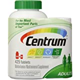 Centrum Base Adult Multivitamin Supplement, 425 Count