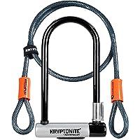 KRYPTONITE(クリプトナイト) NEW-U 標準 クリプトロック 120cm フレックスケーブル付き KRYPT…