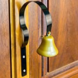 Lanier Shopkeepers Bell - Don't Let Another Customer Slip Out (Black)