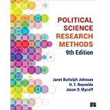 Political Science Research Methods 9ed