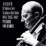 ピエール・フルニエ / J.S.バッハ : 無伴奏チェロ組曲全曲 BWV1007-1012 (J.S.Bach: 6 Suiten fur Violoncello solo BWV1007-1012 / Pierre Fournier) [2CD]