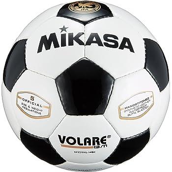 ミカサ サッカーボール5号 SVC50VL-BK
