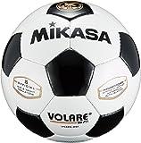 ミカサ(MIKASA) サッカー 日本サッカー協会検定球5号(一般・大学・高生・中学生用) 白/黒 SVC50VL-WBK