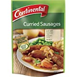 CONTINENTAL Recipe Base | Curried Sausages, 35g