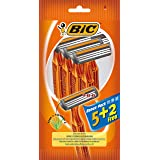 Bic 3 Pouch 5 Disposable Razor, 5ct