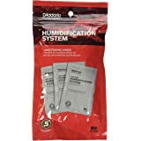 Two-Way Humidification System Conditioning Packets, by D'Addario
