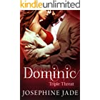 Dominic: A Bad Boy Mafia Dark Romance (Triple Threat)