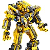 Youchi Urban Engineering Robots Building Toy kit 12in1 Compatible Most Major Brands Building Bricks