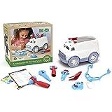Green Toys Ambulance & Doctor's Kit Vehicles