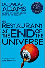 The Restaurant at the End of the Universe: Hitchhiker's Guide to the Galaxy Book 2 Kindle Edition