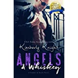 Angels & Whiskey: A Friends to Lovers Suspense Romance (Saddles & Racks Book 1)
