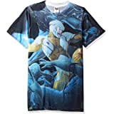 Trevco Men's X-O Manowar Double Sided Print Sublimated T-Shirt