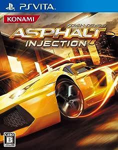ASPHALT: INJECTION (アスファルト:インジェクション) - PSVita